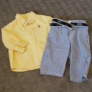 Ralph Lauren boy's set